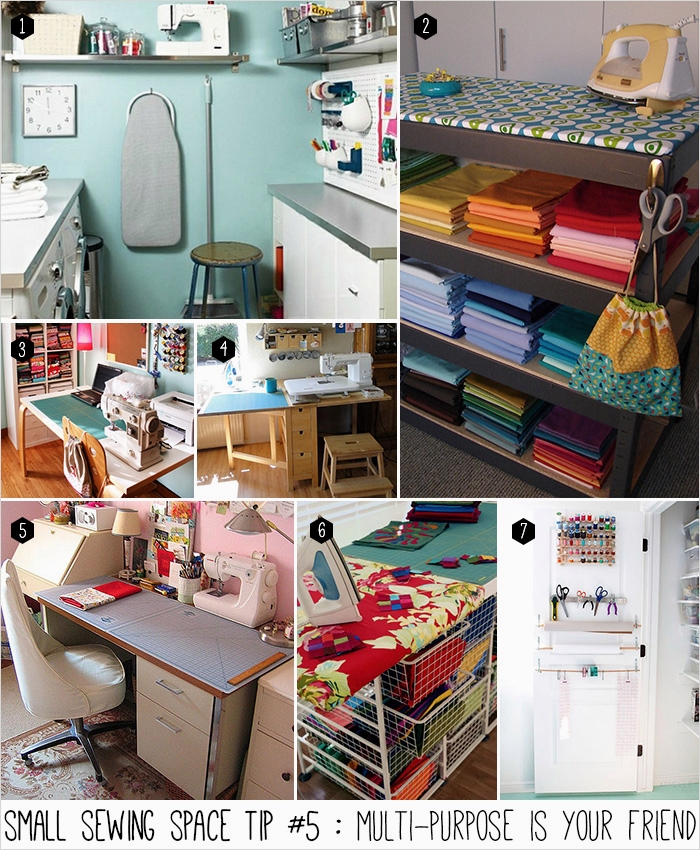 Sewing Room Ideas for Small Spaces 96 5 Tips to organize Your Small Sewing Space andrea S Notebook 4
