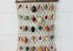 44 Creative Craft Wall Decoration Ideas 38 Seashell Craft Wall Hanging Decoration Ideas Art Craft 1