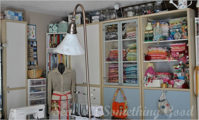 40 Creative Sewing Room Storage Ideas 84 Erika S Chiquis Sewing Room Storage Ideas 9