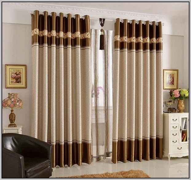 41 Stunning Simple Living Room Curtain Ideas 38 Curtain Design for Living Room Home Design 8