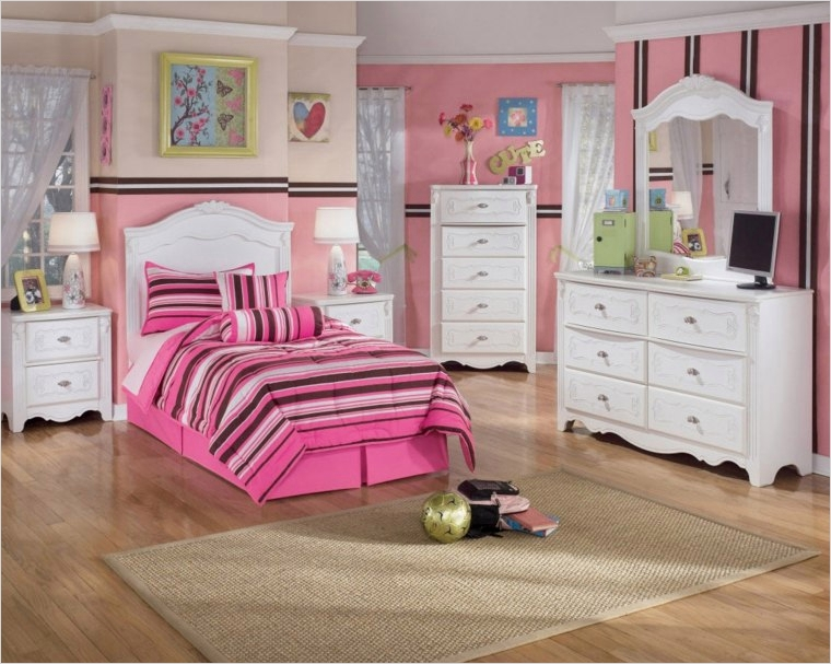 42 Stylish Bedrooms for Teenage Girls 93 25 Modern and Stylish Teenage Girl Bedroom Ideas 5