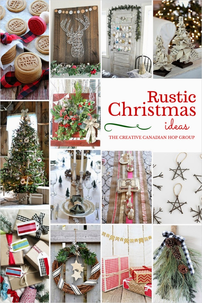 45 Diy Rustic Christmas Decorations 41 Rustic Twig Christmas ornaments Rustic Christmas Ideas 8