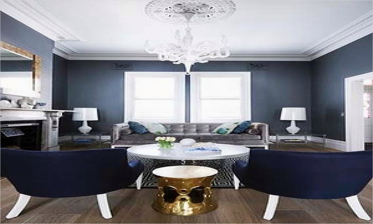 41 Amazing Navy Blue and White Living Room 19 Navy Blue Walls Navy Blue White and Gray Living Room Navy Blue and White Wedding Living Room 3