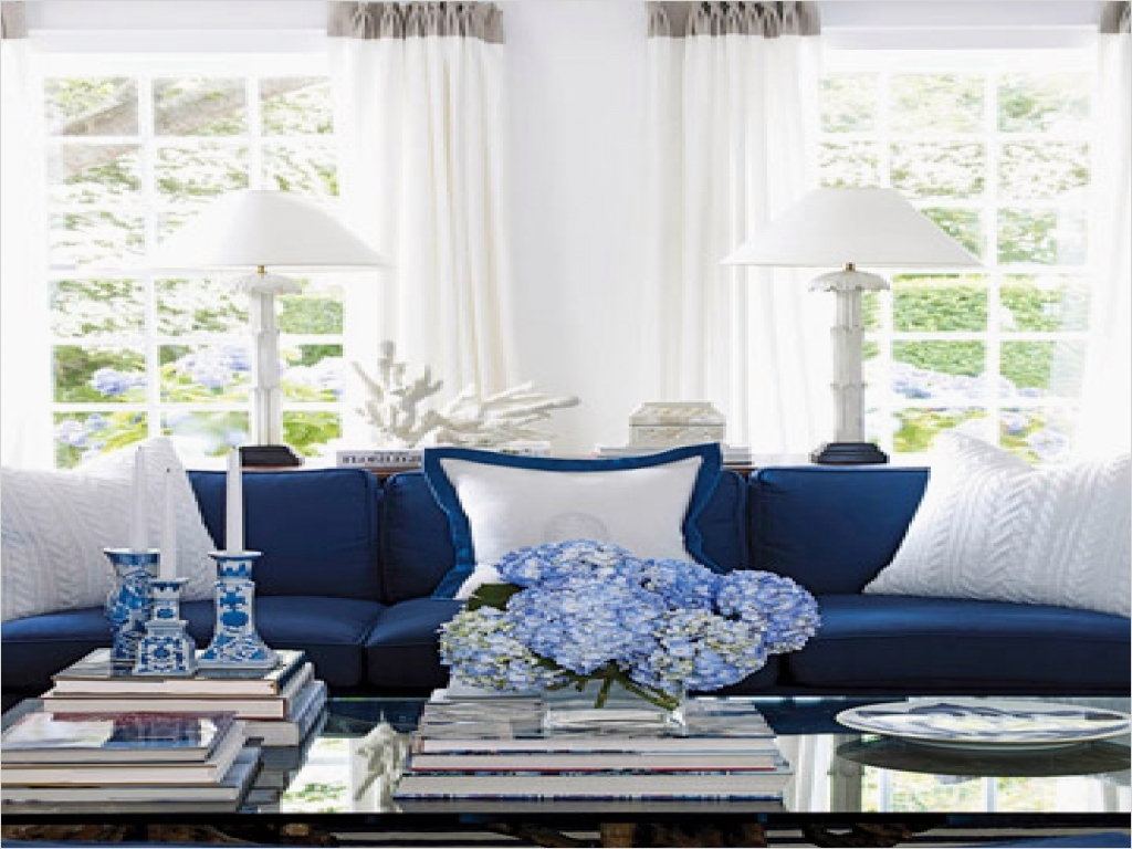 41 Amazing Navy Blue and White Living Room 61 Blue Interior Design Ideas Navy Blue and White Outfits Navy Blue and White Living Room Decor 1