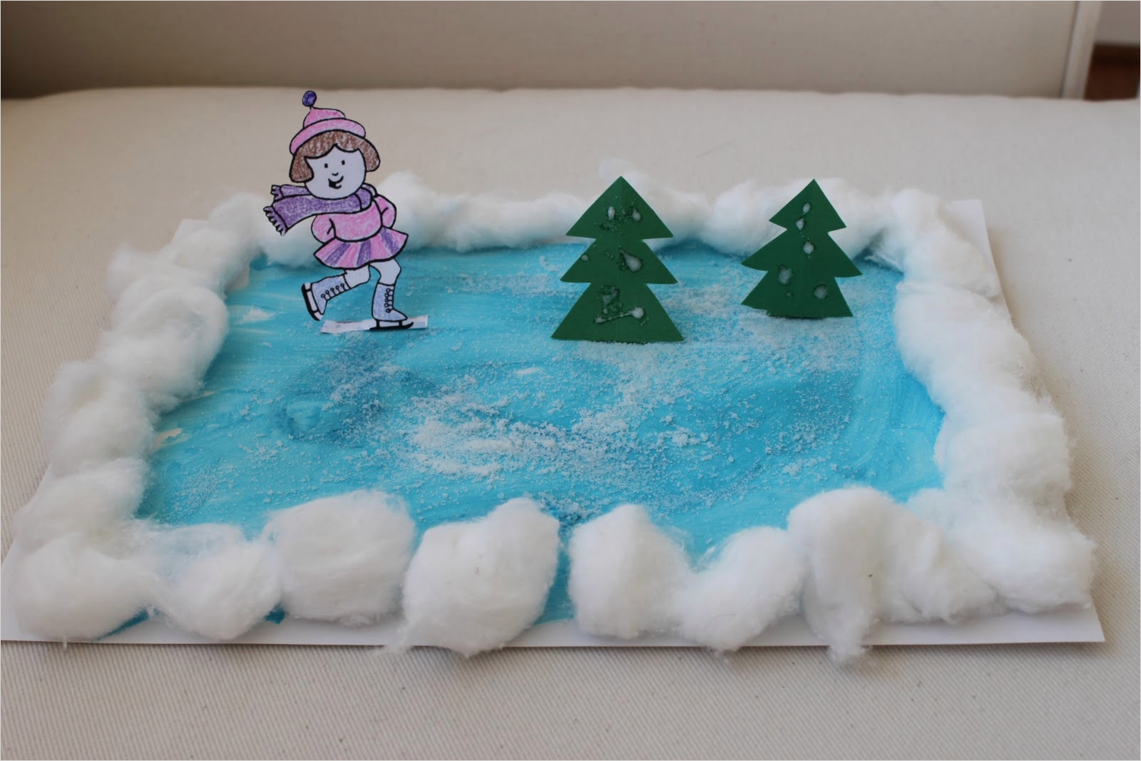 40 Diy Easy Winter Crafts 73 Playing House Fun Winter Crafts 5