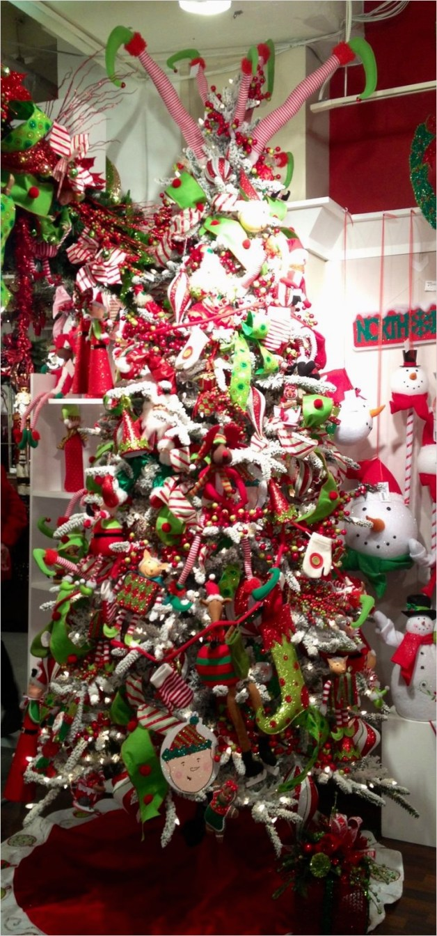 41 Awesome Whimsical Christmas Tree Decorating Ideas 41 Best 25 Whimsical Christmas Trees Ideas On Pinterest 6