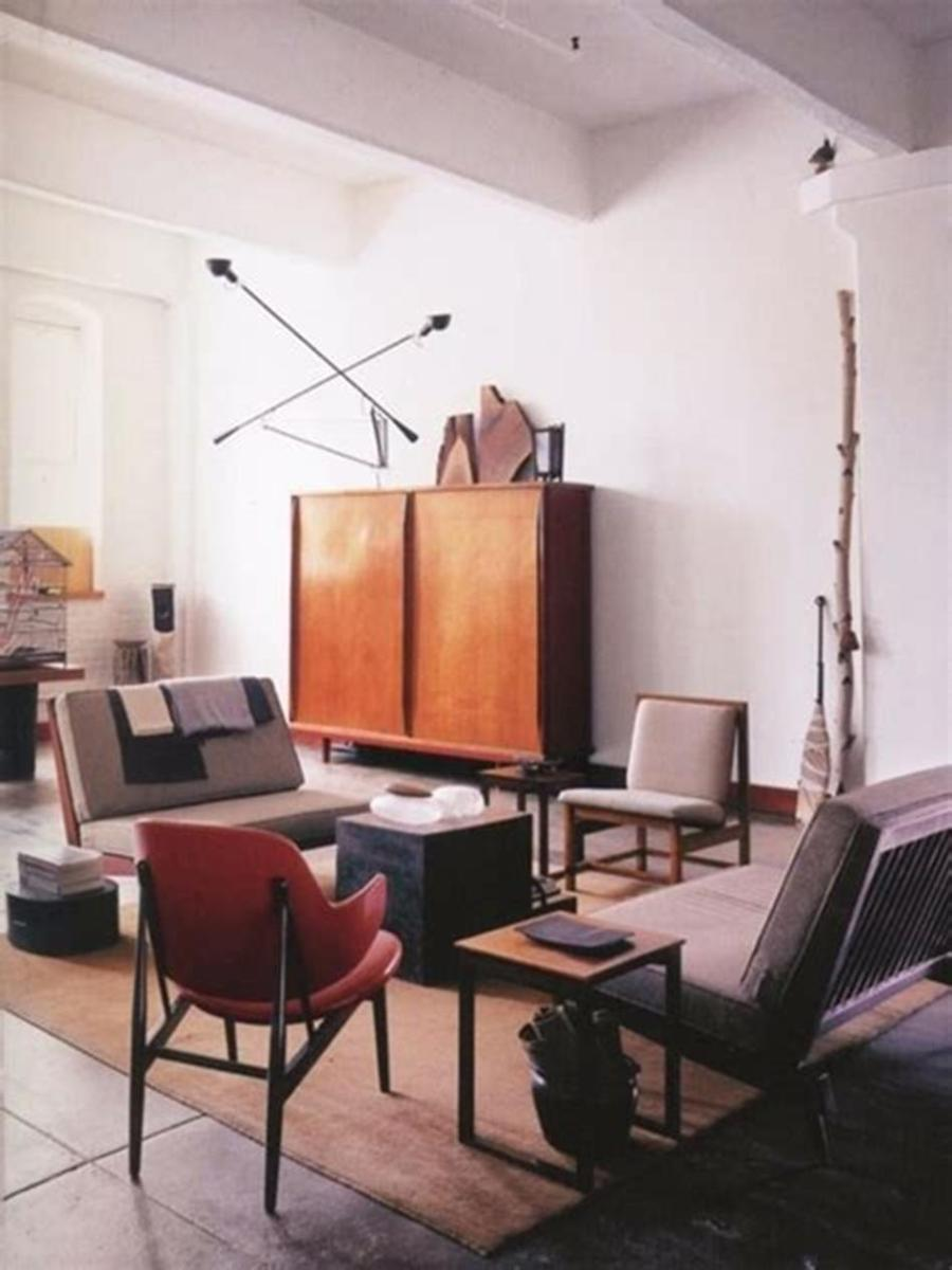 50 Amazing Mid Century Modern Living Room Design Ideas 57
