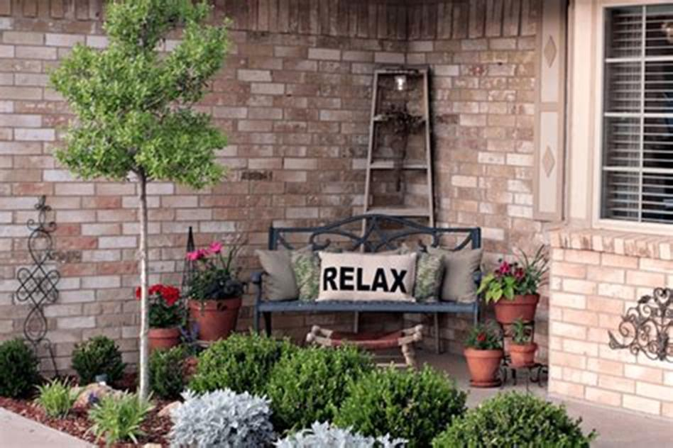 40 Beautiful Spring Front Porch Decorating Ideas You Will Love 20