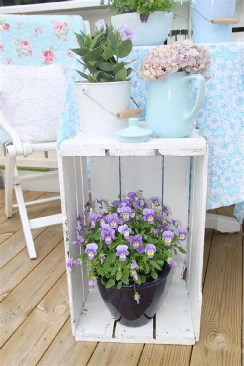40 Beautiful Spring Front Porch Decorating Ideas You Will Love 32