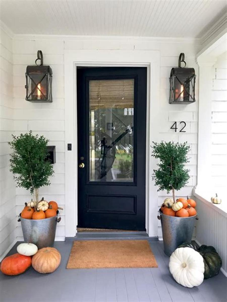 40 Beautiful Spring Front Porch Decorating Ideas You Will Love 34