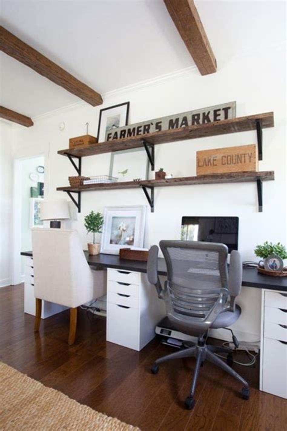 50 Cheap IKEA Home Office Furniture with Design and Decorating Ideas 15
