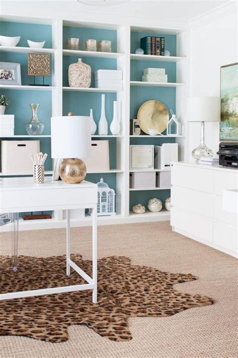 50 Cheap IKEA Home Office Furniture with Design and Decorating Ideas 16