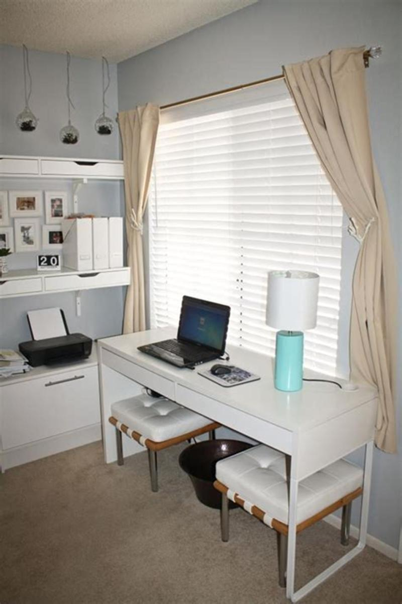 50 Cheap IKEA Home Office Furniture with Design and Decorating Ideas 18