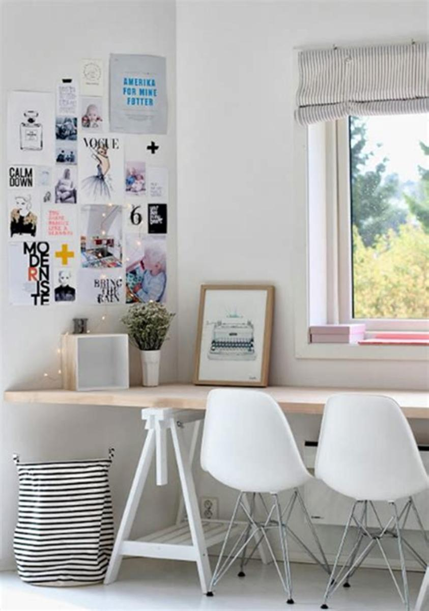 50 Cheap IKEA Home Office Furniture with Design and Decorating Ideas 33