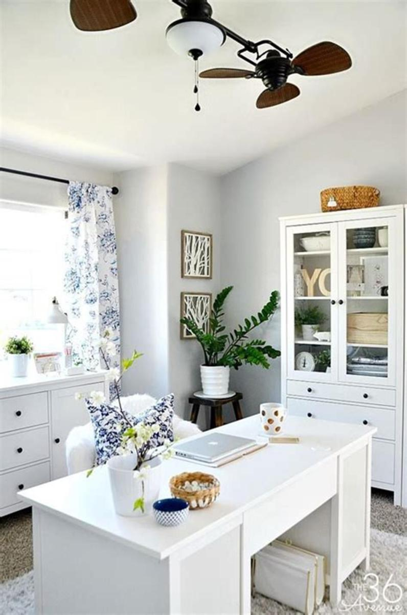 50 Cheap IKEA Home Office Furniture with Design and Decorating Ideas 41