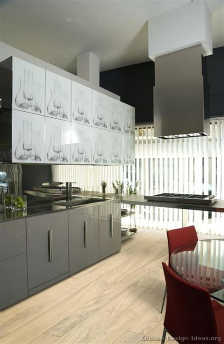 35 Stunning Contemporary Kitchen Design Ideas Youll Love 16