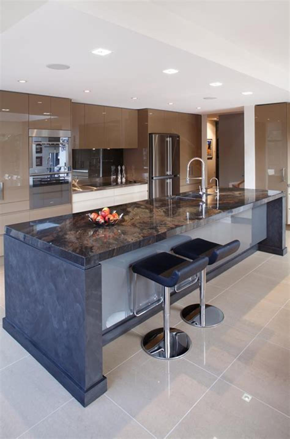 35 Stunning Contemporary Kitchen Design Ideas Youll Love 18
