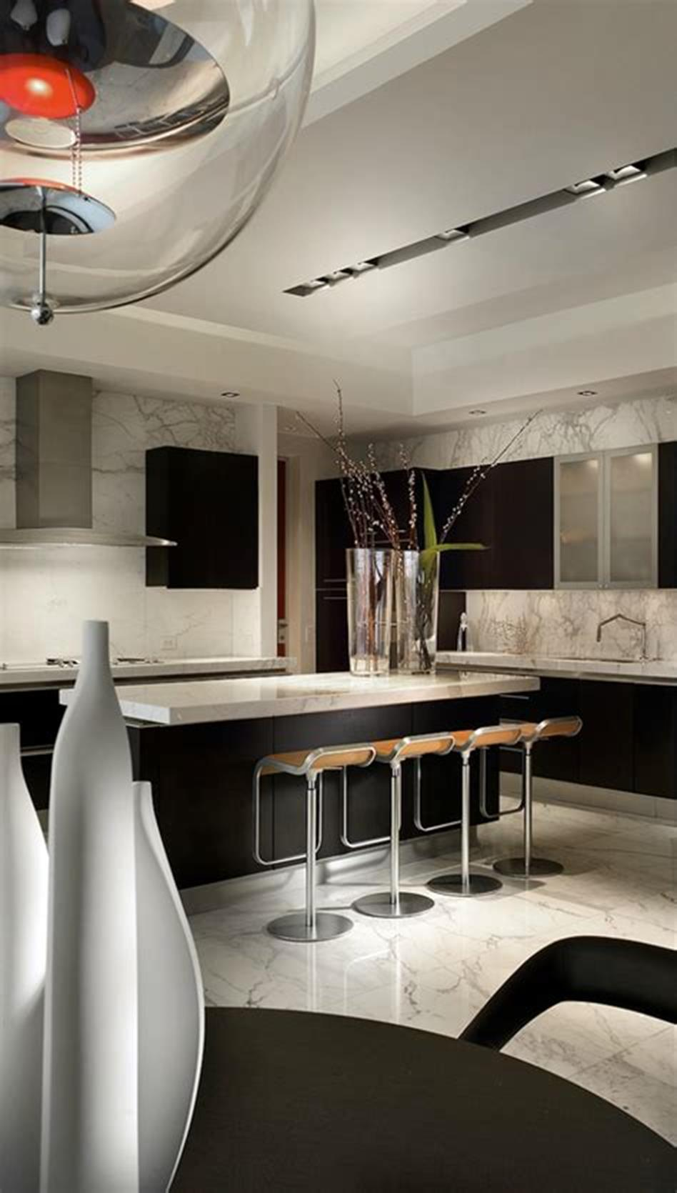 35 Stunning Contemporary Kitchen Design Ideas Youll Love 2