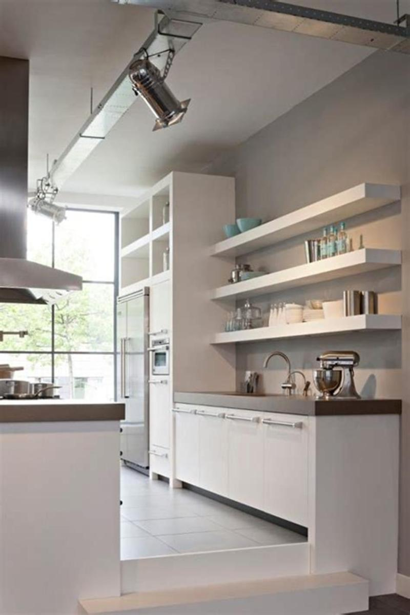 35 Stunning Contemporary Kitchen Design Ideas Youll Love 37