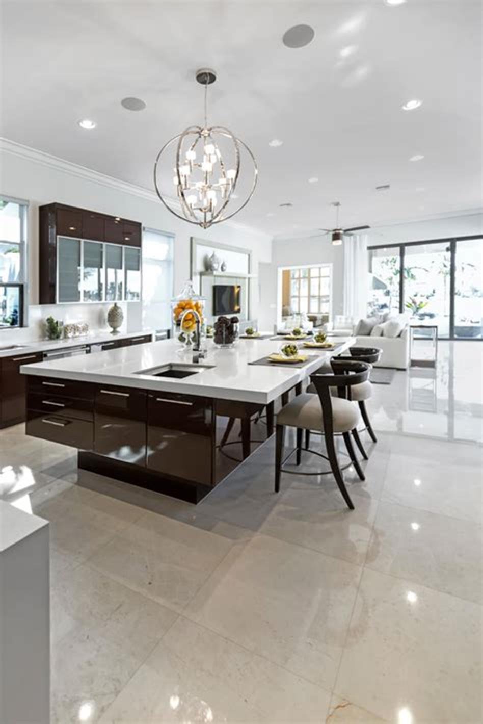 35 Stunning Contemporary Kitchen Design Ideas Youll Love 44
