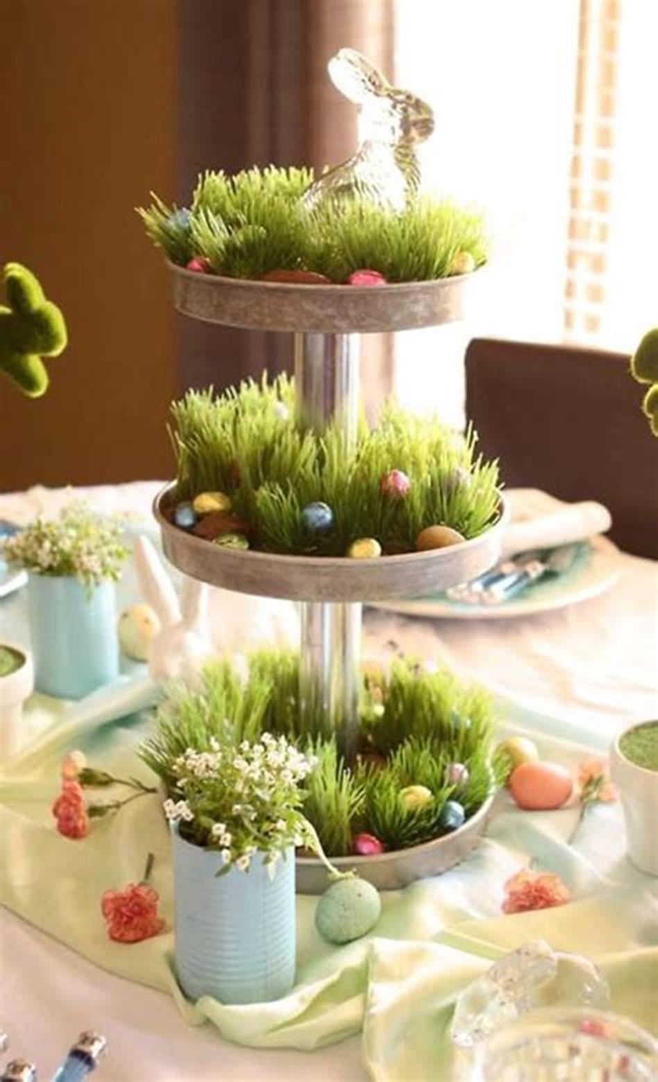 42 DIY Beautiful Vintage Spring Decorations Ideas You Will Love 3