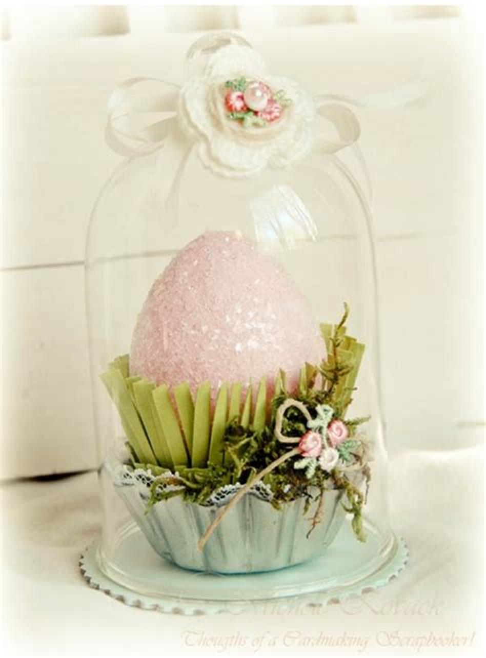 42 DIY Beautiful Vintage Spring Decorations Ideas You Will Love 39