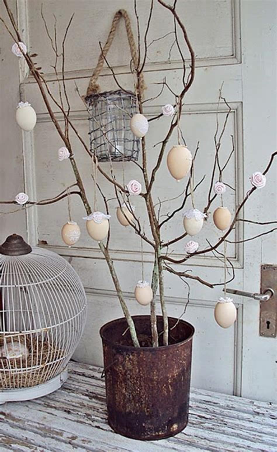 42 DIY Beautiful Vintage Spring Decorations Ideas You Will Love 5