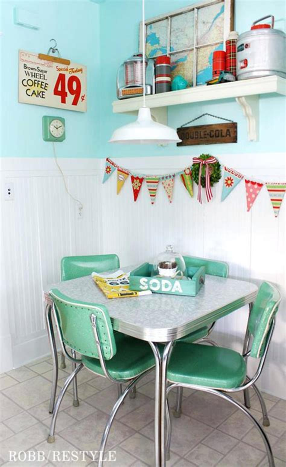 42 DIY Beautiful Vintage Spring Decorations Ideas You Will Love 8