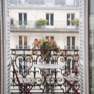 French Balcony 84 Photos Forged Balcony In The Khrushchev With Doors What It Is Views Blinds And Decor