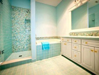 Chiếu sáng cho phòng tắm 4m2