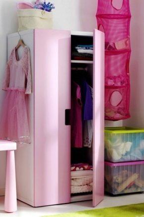 Armoire Ikea Pour Enfants 30 Photos Mur Pour Ranger Vetements Et Jouets D Ikea Modeles Blancs Dans Une Chambre Pour Enfants