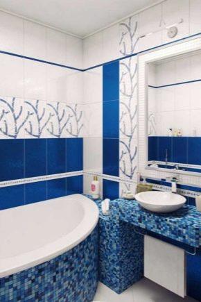 carrelage bleu 29 photos revetements