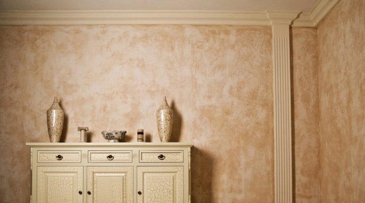 Per pareti, pareti in stucco, muri di cemento, muri di mattoni interni. Pittura Decorativa 66 Foto Vernice Acrilica Strutturata Per Pareti Opzioni Con Effetto Velluto Per La Decorazione Interna Dell Appartamento