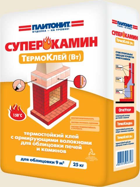 heat resistant tile adhesive heat