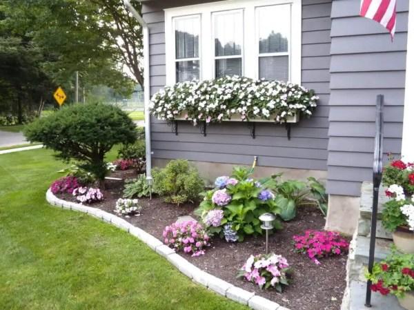 amazing diy front yard landscaping