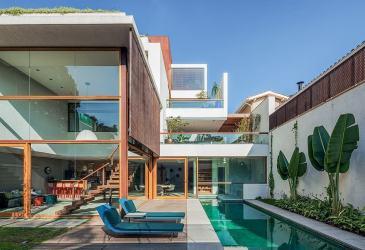 piscina casas piscinas modelos projetos sol terreno um lugar maior ideal escolher dia local