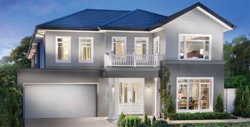 estilo americano casas casa americana fachadas projetos modelos americanas haus dentro decorfacil fachada astor grange modelo moderna innen stil grandes