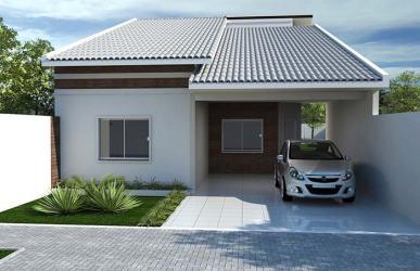 Modelo de Casas: 100 Projetos Incríveis e Modelos Perfeitos