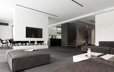 Casas Modernas: 100 Modelos Por Fora Por Dentro e Fotos
