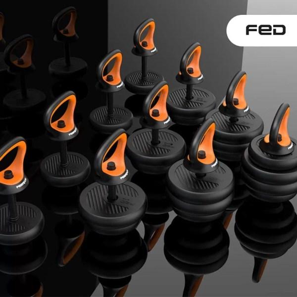 FEIERDUN Free Dumbbells Weights Set Adjustable Barbell Fitness Kettlebells Push Up Stand6