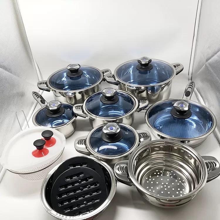 30 Pcs German Cookware