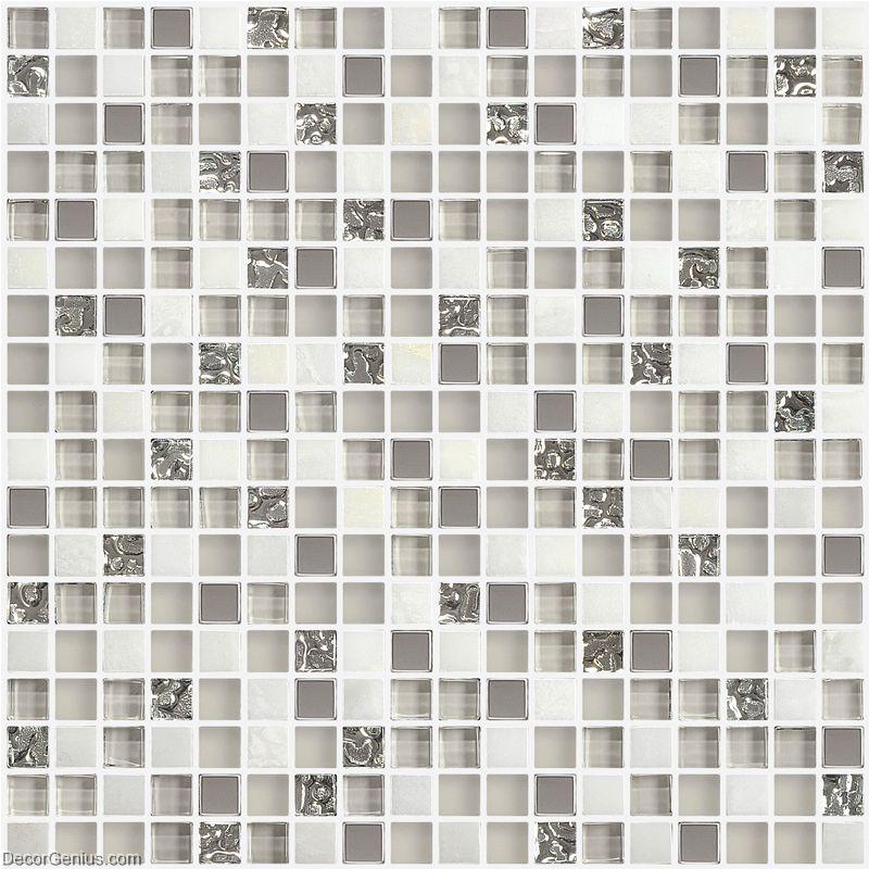 3d Stone Wallpaper Malaysia Mirror Stainless Steel Tile Metal Mixed Stone Bathroom