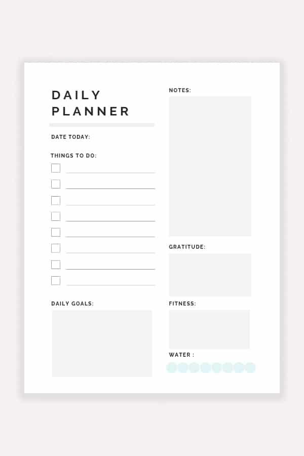 free printables planner # 61