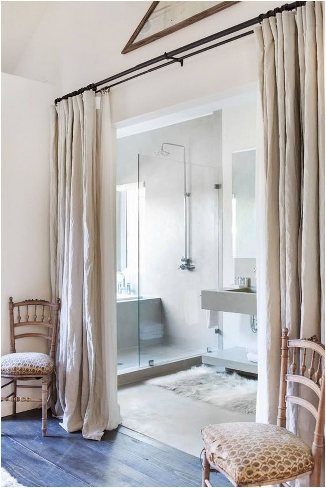 Beautiful And Unique Room Divider Curtains (1)