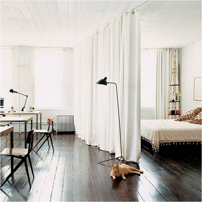 Beautiful And Unique Room Divider Curtains (19)