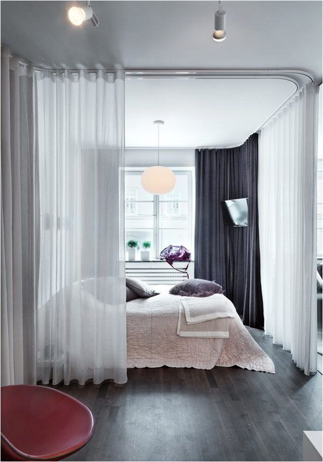 Beautiful And Unique Room Divider Curtains (26)