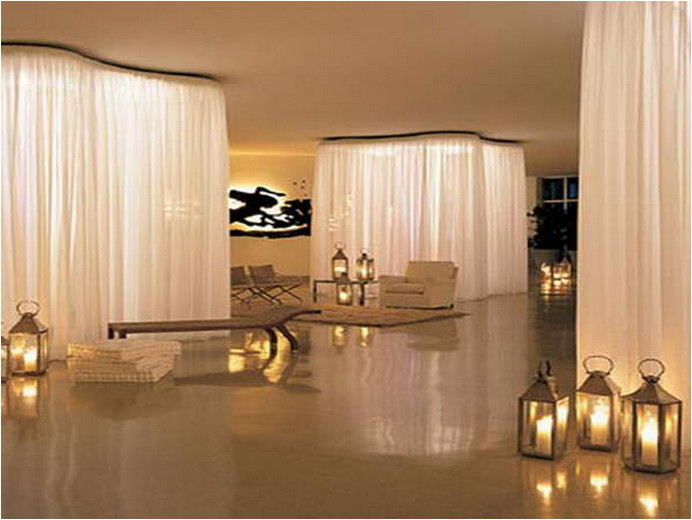 Beautiful And Unique Room Divider Curtains (4)