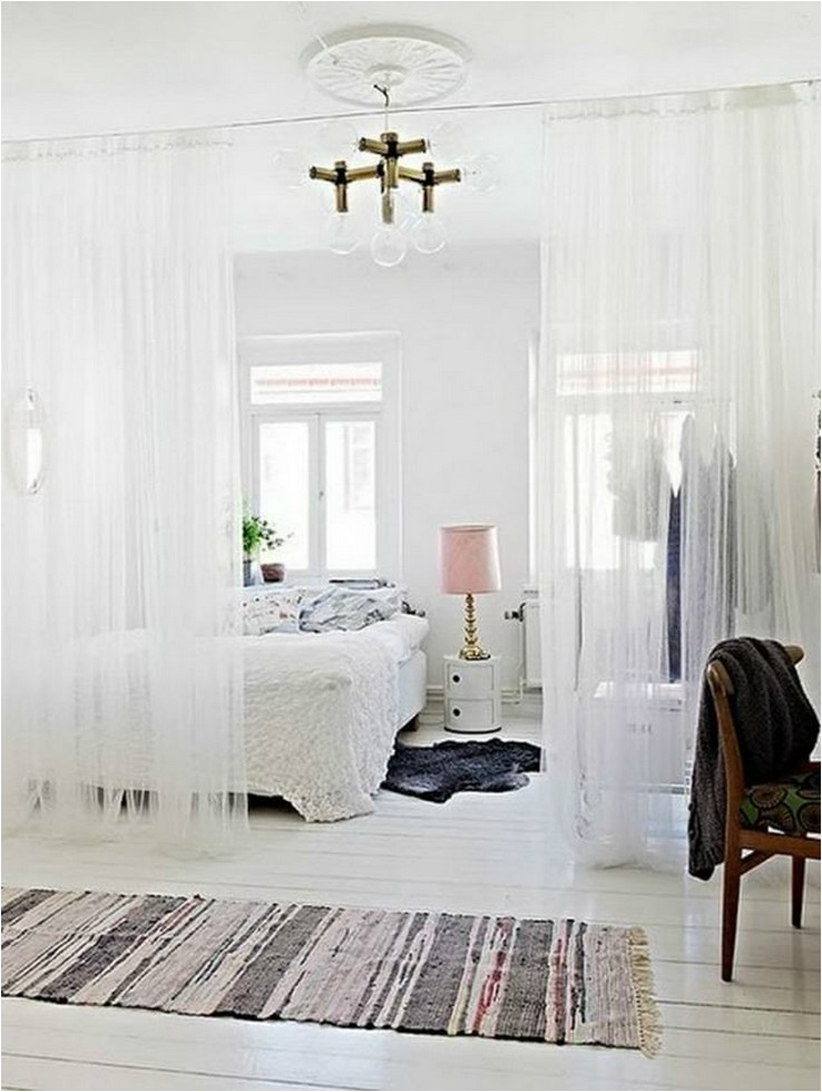 Beautiful And Unique Room Divider Curtains (54)