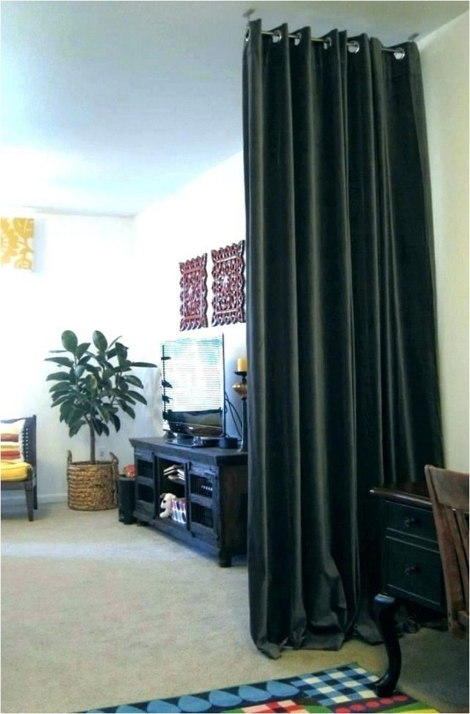 Beautiful And Unique Room Divider Curtains (69)