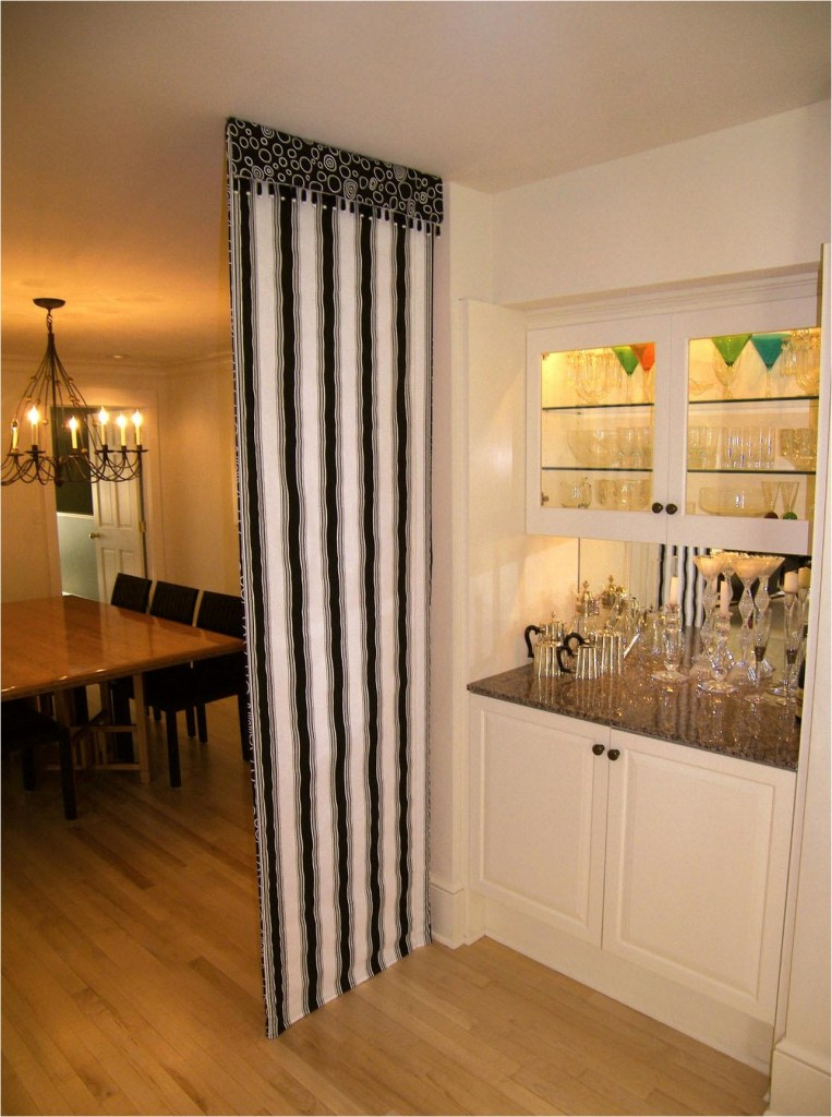 Beautiful And Unique Room Divider Curtains (71)